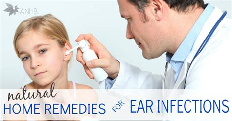 home remedies for ear infections all