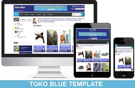 template toko online responsif responsive template dan seo friendly untuk toko online