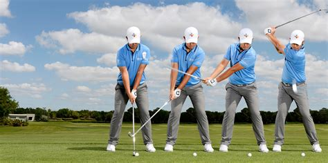 swing golf rory mcilroy iron swing www pixshark images