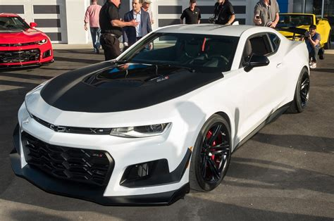 chevy camaro 2018 chevrolet camaro zl1 1le is your supercharged z 28