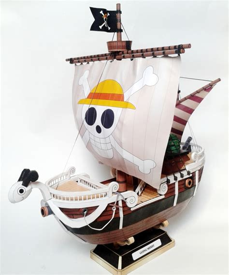 Papercraft Going Merry - going merry one papercraft by nandablank