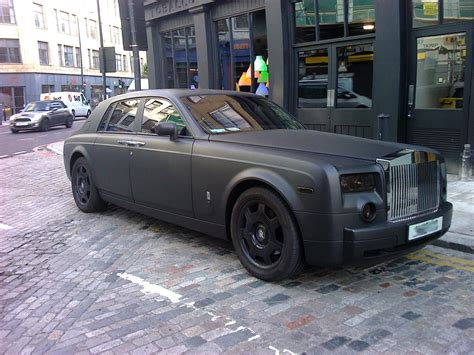 Matte Rolls Royce Ghost Review 28 Matte Black Cars Malcranmer