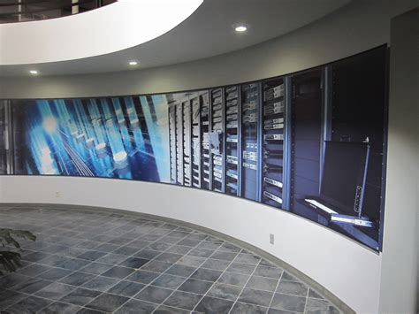 lobby wall wrap  reflects  business woodland hills ca