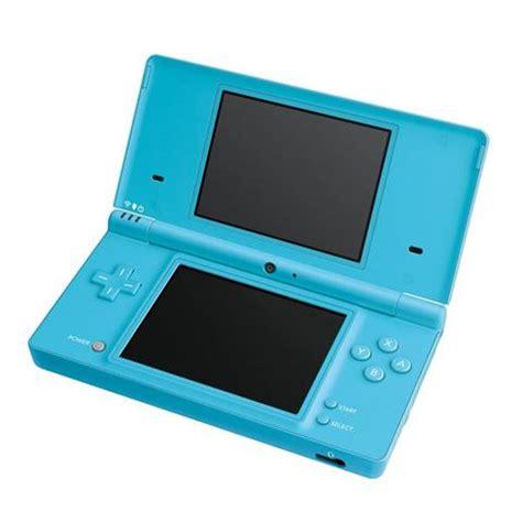 nintendo dsi console nintendo dsi bright blue system