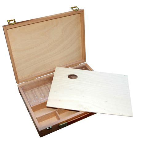 comprare cassette di legno offerta cassetta in legno per colori vuota cassetta porta