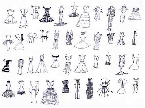 Dress Doodle dresses fancy doodles