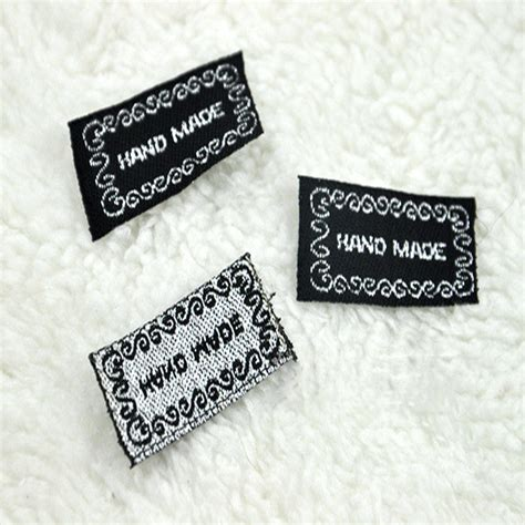 Handmade Tags For Clothes - aliexpress buy wholesale 100pcs lot brand new