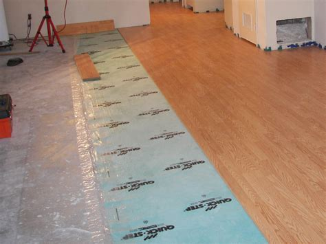 how to install a hardwood floor a concrete slab ask