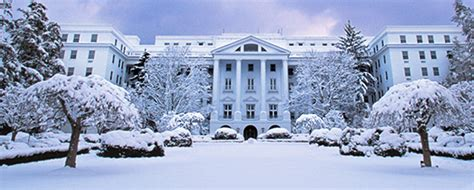 inaugural winterfest weekend at the greenbrier brings a