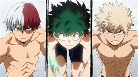 my bid 2018 anime my academia season 3 the
