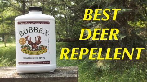 Deer Repellent For Gardens by Bobbex The Best Deer Repellent And How To Deal With Trolls