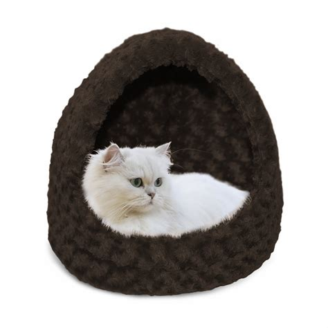 Cat Beds by Furhaven Pet Nap Pet Bed Small Or Cat Bed Lounger