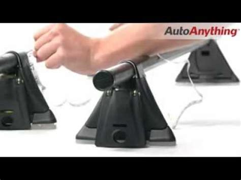 How To Install Rack How To Install A Yakima Roof Rack