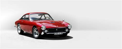 ferarri model range gt racing and past models