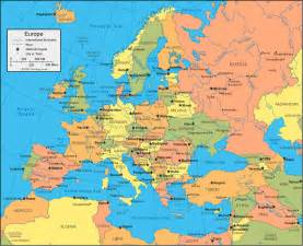Europe Asia Map by Map Of Europe And Asia