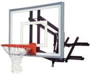 Adjustable Basketball Hoop Garage Mount by Garage Mounted Basketball Hoops Wall Roof Mounts