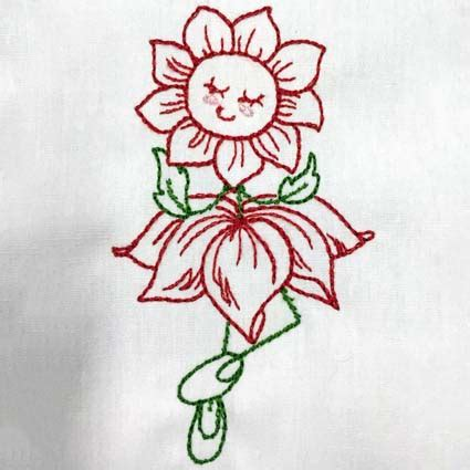 Matchbox Dst flowers embroidery designs