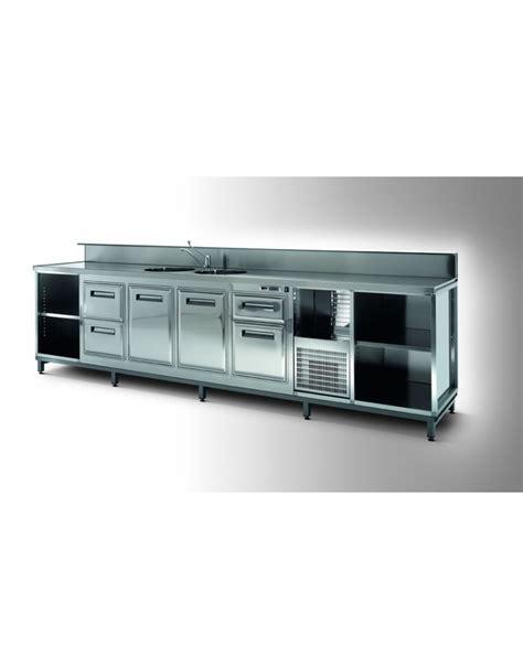banco bar refrigerato banco bar refrigerato 6 sportelli motore interno da cm