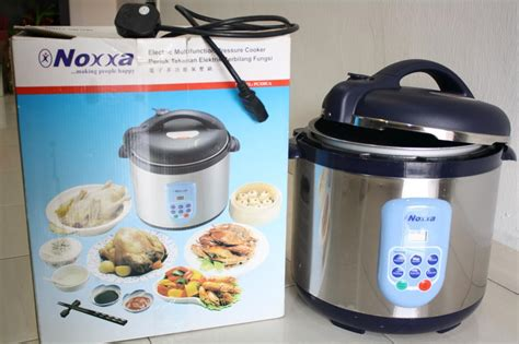 Oven Noxxa Amway pressure cooker noxxa new style for 2016 2017