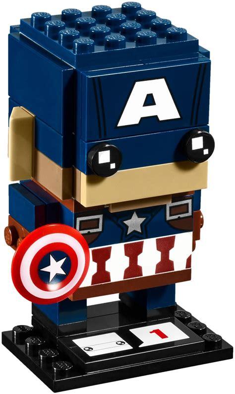 Termurah Lego Brickheadz 41589 Captain America lego brickheadz official press release plus product