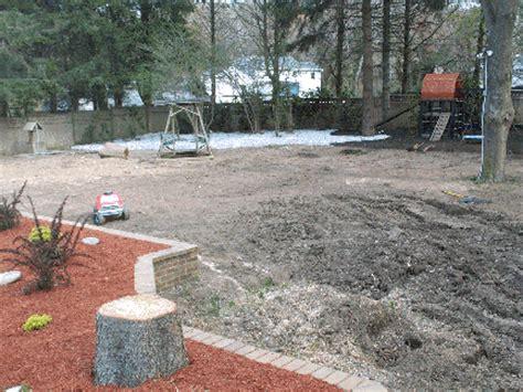grading a backyard grading a backyard 28 images grading backyard slabs coastal hues landscape