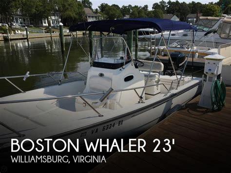 used boats for sale in williamsburg va boston whaler 23 boat for sale in williamsburg va for
