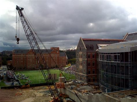 Georgetown Mba Program Located by File Georgetown Business School Construction