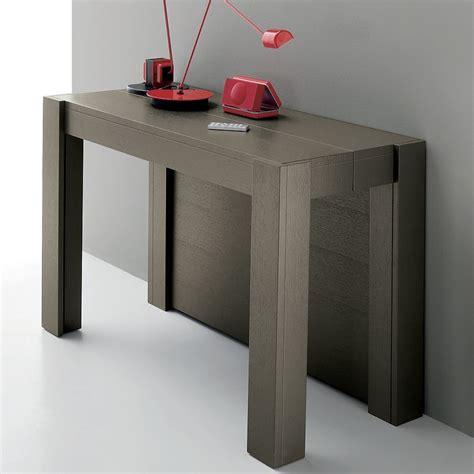 consolle tavoli allungabili consolle allungabile a tavolo arredaclick
