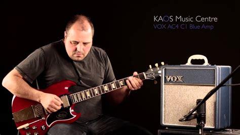 Kaos Bl Metal No 1 kaos gear demo vox ac4c1 bl lifier
