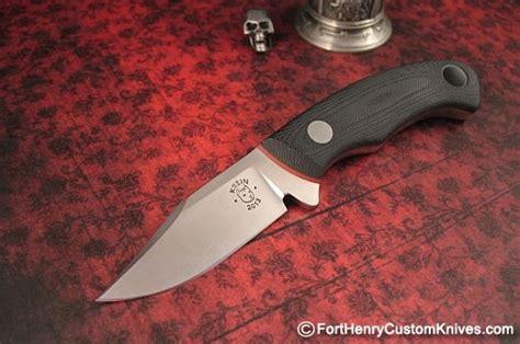 boker pocket bowie tom krein pocket bowie fort henry custom knivesfort