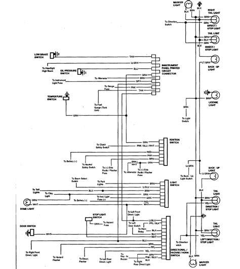 69 chevelle wiring dash lights wiring free