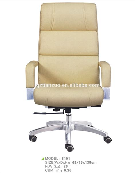 new pu executive chair heated computer chair with leather