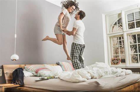 Jumping On The Bed by 24 Signs You Re Officially And You Couldn T Be