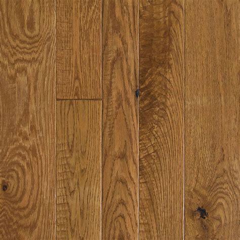 Somerset Handcrafted Engineered Random Width   White Oak