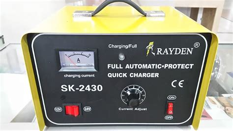 Charger Aki Rayden Trafo Otomatis Cutt 10a Sk 1210 jual charger aki rayden trafo otomatis cutt 30a sk 2430 di lapak cupin store