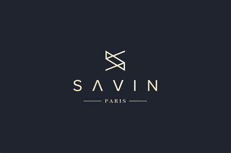 fashion logo design behance savin fashion apparel on behance