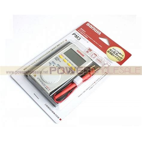 Multimeter Digital Sanwa Pm3 discount china wholesale sanwa pm3 digital multimeter