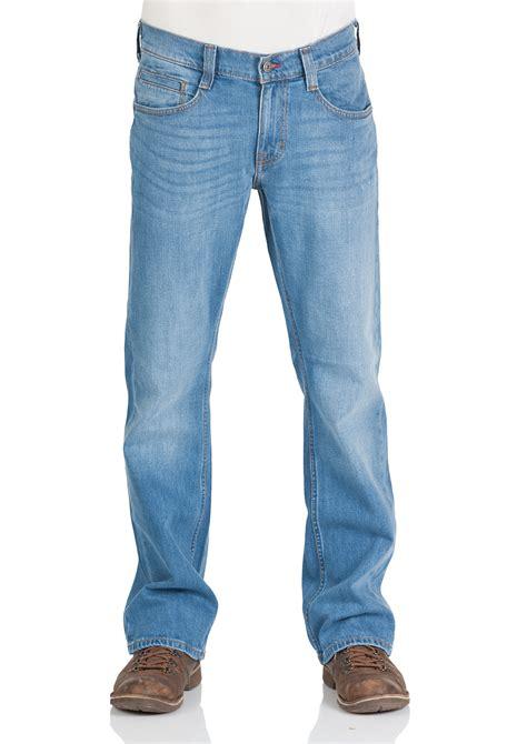 light blue bootcut mustang herren oregon bootcut blau light blue