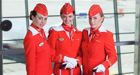 best airlines for flight attendants russian air compete for crown of best flight