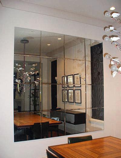 mirrored walls residential glass binswanger glass