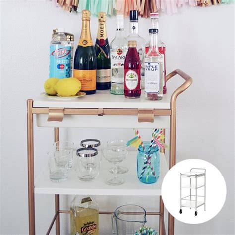 ikea bar cart spices storage home decorating trends 10 awesome and easy ikea hacks hanging herb garden