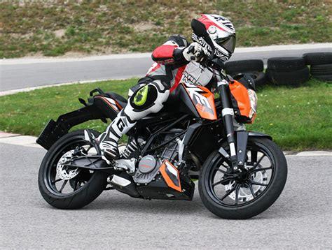 Motorrad Anf Nger Cup by Ktm Duke Vergleich Testbericht