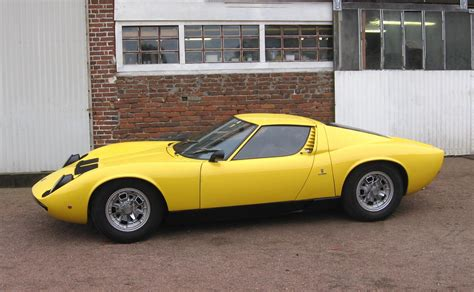 Lamborghini Miura For Sale Lamborghini Miura For Sale Wallpaper 101223