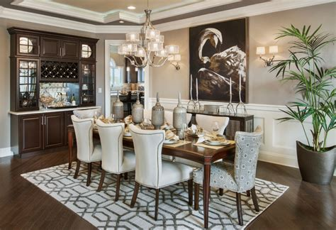 Transitional Dining Rooms 15 Chic Transitional Dining Room Interior Designs Of Ideas