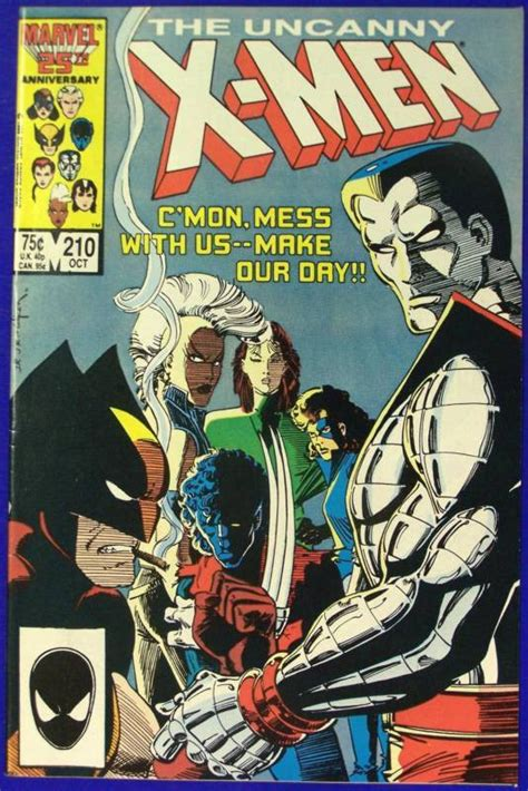 libro x men mutant massacre uncanny x men 210 nm mutant massacre wolverine silver age comics