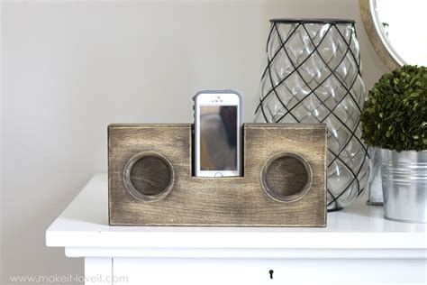 How Much Does Speaker Of The House Make by Wooden Phone Lifier Speaker No Cord Or Batteries Needed