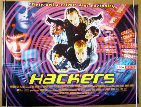 film hacker fish hackers original cinema movie poster from pastposters
