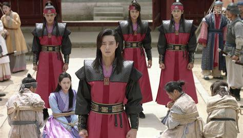 silla hwarang hwarang episode 15 187 dramabeans korean drama recaps