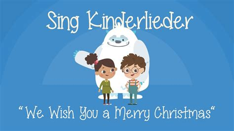 merry christmas weihnachtslieder zum mitsingen sing kinderlieder youtube