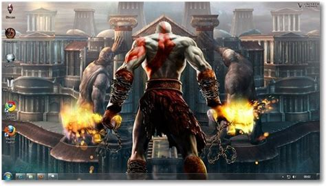 themes god of war for windows 8 god of war 3 theme for windows 7 and windows 8